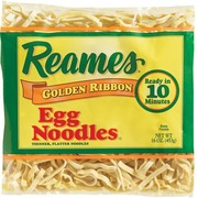 Reames Golden Ribbon Egg Noodles: Calories, Nutrition Analysis ...