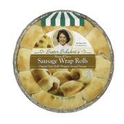 Sister Schubert S Sausage Wrap Rolls Calories Nutrition Analysis