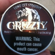 Grizzly Long Cut Straight Tobacco: Calories, Nutrition Analysis