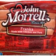 John Morrell Hot Dogs Meat Regular 8 Ct Calories Nutrition Analysis Amp More Fooducate