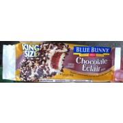 Blue Bunny Ice Cream Bar, King Chocolate Eclair: Calories ...