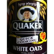 Quaker White Oats Nutrition Grade A