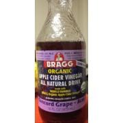 Bragg Organic Concorn Grape - Acai Apple Cider Vinegar