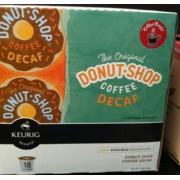 donut shop decaf extra bold coffee keurig kcup - Decaf K Cups