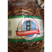 Pretzel Company Sourdough Pretzels