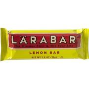 Larabar lemon bar