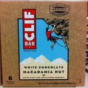 Calories In White Chocolate Macadamia Nut Clif Bar
