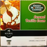 Coffee Caramel Vanilla Cream Coffee