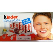 Kinder Chocolate Bar: Calories, Nutrition Analysis & More   Fooducate