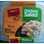 Walmart Deli Chicken Salad: Calories, Nutrition Analysis & More ...