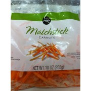 how to make matchstick carrots