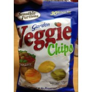 Sensible Portions Garden Veggie Chips Sea Salt Calories Nutrition Analysis More Fooducate