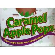 Tootsie Roll Caramel Apple Pops