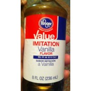 Imitation Vanilla Extract