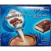 International Delight Coffee Creamer Singles Almond Joy