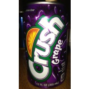 Crush Grape Soda: Calories, Nutrition Analysis & More ...