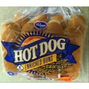 kroger hot dog enriched buns calories nutrition analysis more fooducate. Black Bedroom Furniture Sets. Home Design Ideas