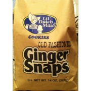 Old Fashioned Ginger Snaps - Lovely Little Kitchen 56