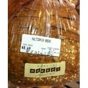 Publix Bakery Multigrain Bread