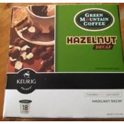 Coffee Hazelnut Decaf K-Cups Coffee