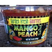 garden fresh gourmet mild mango peach salsa - Garden Fresh Gourmet