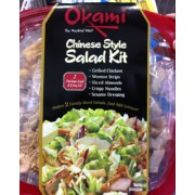 Okami Chinese Style Salad Kit