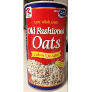 Ralston Foods Old Fashioned Oats Calories Nutrition