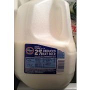 Kroger Milk http://www.fooducate.com/product/Kroger%202%20Reduced%20Fat%20Milk/00A39002-F5A0-11E1-83D2-1231381BA074