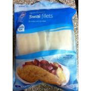 Kroger far raised swai fillets calories nutrition for Swai fish fillet
