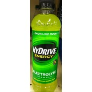 Is Hydrive Energy Drink Bad For You