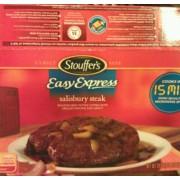 Stouffer's Easy Express Salisbury Steak