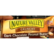 Nature Valley Crunchy Dark Chocolate Peanut Butter Granola Bars