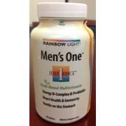 Rainbow Light Men S One Just Once Food Based Multivitamin