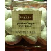 The Bakery At Walmart Powdered Sugar Mini Donuts Calories