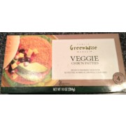 Publix Greenwise Market Veggie Chicken Patties Calories