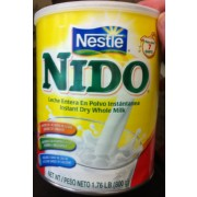 Nestle Nido Instant Dry Whole Milk