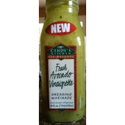 Cindy\'s Kitchen Fresh Avocado Vinaigrette Dressing & Marinade ...