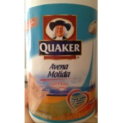 Quaker Avena Molida Oat Flour: Calories, Nutrition ...