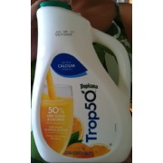 Tropicana Trop 50 Orange Juice. nutrition ...