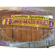 Grandma Sycamore's Multi-Grain Home Maid Bread: Calories, Nutrition ...
