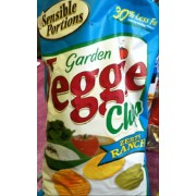 Sensible portions zesty ranch garden veggie chips - Sensible portions garden veggie chips ...