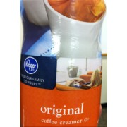 Kroger Original Coffee Creamer Nutrition Grade C