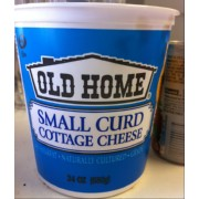 Old Home Small Curd Cottage Cheese