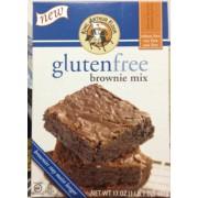 King Arthur Flour Gluten Free Brownie Mix: Calories ...