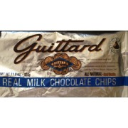 Guittard Milk Chocolate Chips Calories