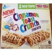 Cinnamon Toast Crunch Treats Bars