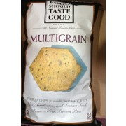 Food Should Taste Good Multigrain Tortilla Chips Nutrition