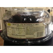 Kroger Chocolate Pudding Cake Calories Nutrition