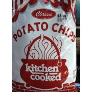 Kitchen Cooked Classic Potato Chips: Calories, Nutrition Analysis ...