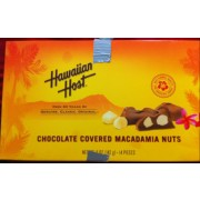 Hawaiian Host Chocolate Macadamia Nuts Calories